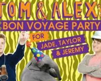 triple j's Bon Voyage Party