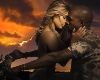 Kanye West's New 'Bound 2′ Video