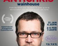 Comedy: The Anti-Chris
