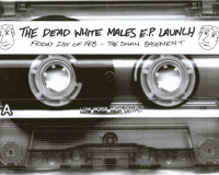 The Dead White Males launch self-titled E.P.