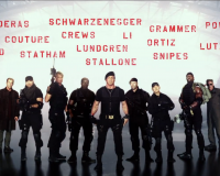 Stallone Gets The Band Back Together For The Expendables 3