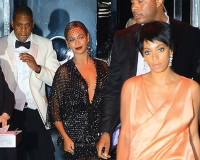 """Solange, Beyonce and Jay Z release statement: """"All families have problems"""""""
