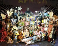 Cirque Mother Africa: Theresa Mueta