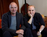 Sting And Paul Simon Make A Dynamic Duo