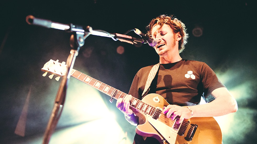 Ben Howard - Photo by Rachael Barrett
