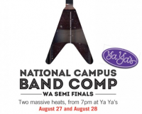 National Campus Bands Comp Is Back!