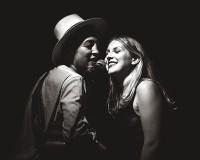 Melody Pool and Marlon Williams