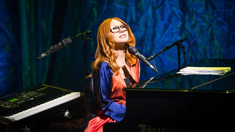 Tori Amos Pic: Cole Maguire