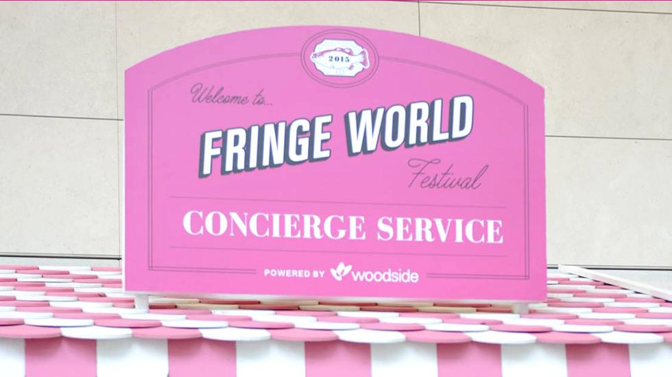 FRINGE WORLD OPENS TODAY!