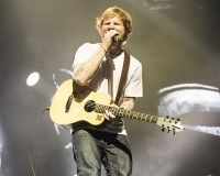 Ed Sheeran. Pic: Cole Maguire