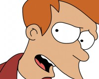 Fry, voiced by Billy West