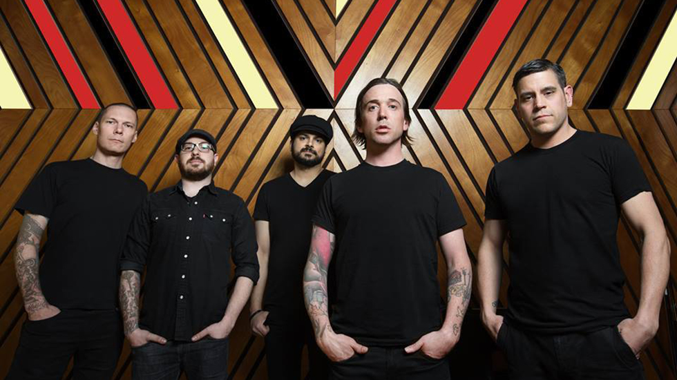 BILLY TALENT Perth Show CANCELLED