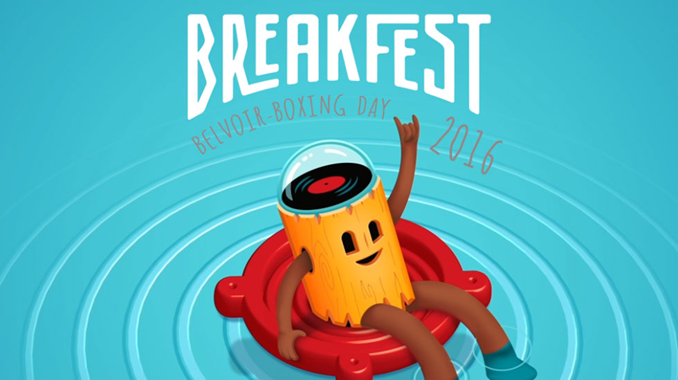 BREAKFEST Releases Massive Line-up For 2016