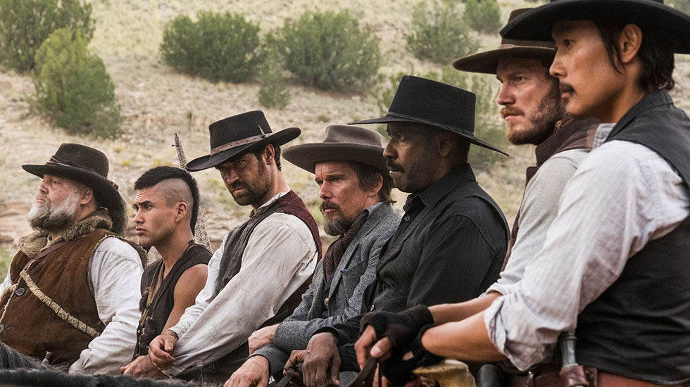 THE MAGNIFICENT SEVEN – Horsing Around