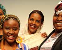 THE BAULKHAM HILLS AFRICAN LADIES TROUPE – The Scars That Can't Be Seen
