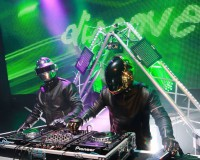DAFT PUNK Tribute Act Hits Amplifier This Weekend