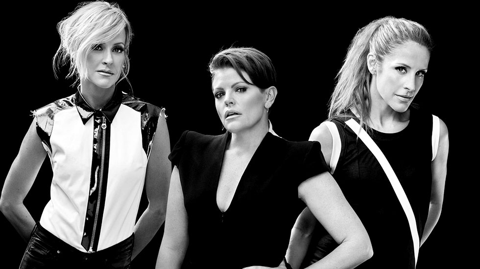 DIXIE CHICKS – Returning to Australia in 2017