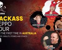 JACKASS LIVE! Seppo Tour