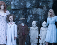 MISS PEREGRINE'S HOME FOR PECULIAR CHILDREN – Curiouser and Curiouser.