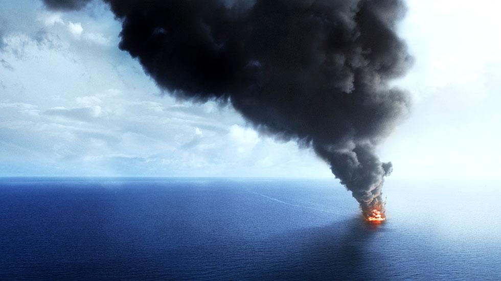 DEEPWATER HORIZON – Smoke On The Water
