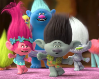 TROLLS – Sparkle Motion