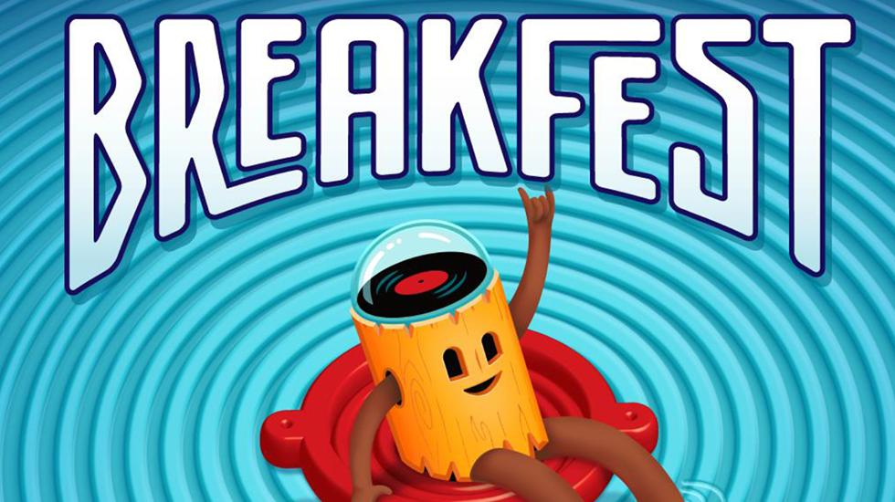 BREAKFEST Releases Final Lineup