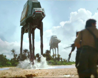 ROGUE ONE: A STAR WARS STORY – Roguish Charm
