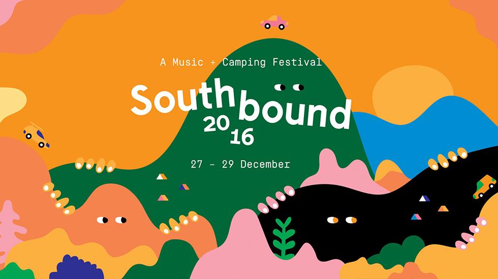 SOUTHBOUND Set Times & Maps