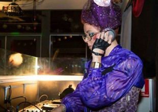 THE GLORY REPUBLIC Queer Party Fringe Special – DJ Scissorfist