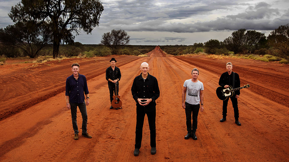 MIDNIGHT OIL The Great Circle world tour