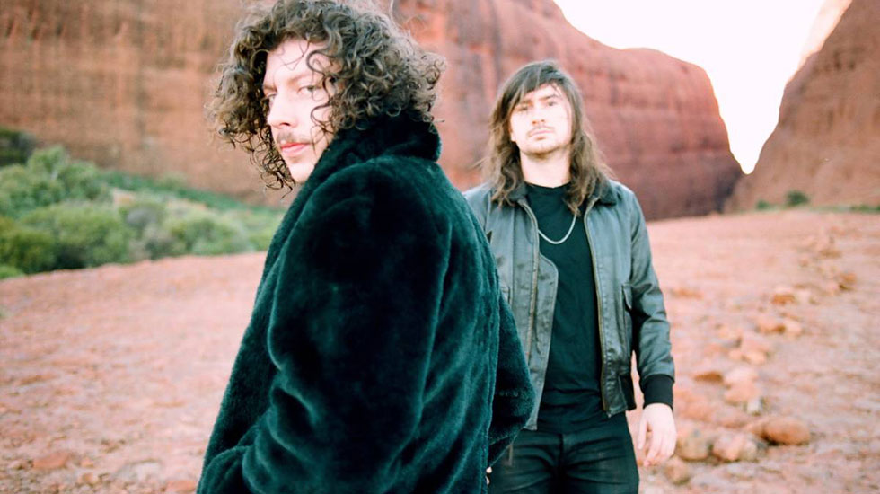 PEKING DUK Unleash their biggest tour
