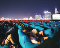 ROOFTOP MOVIES A favourite returns