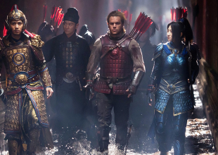 WIN! THE GREAT WALL tickets