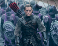 THE GREAT WALL – Good Fences Make Good Neighbours (But Ordinary Films)