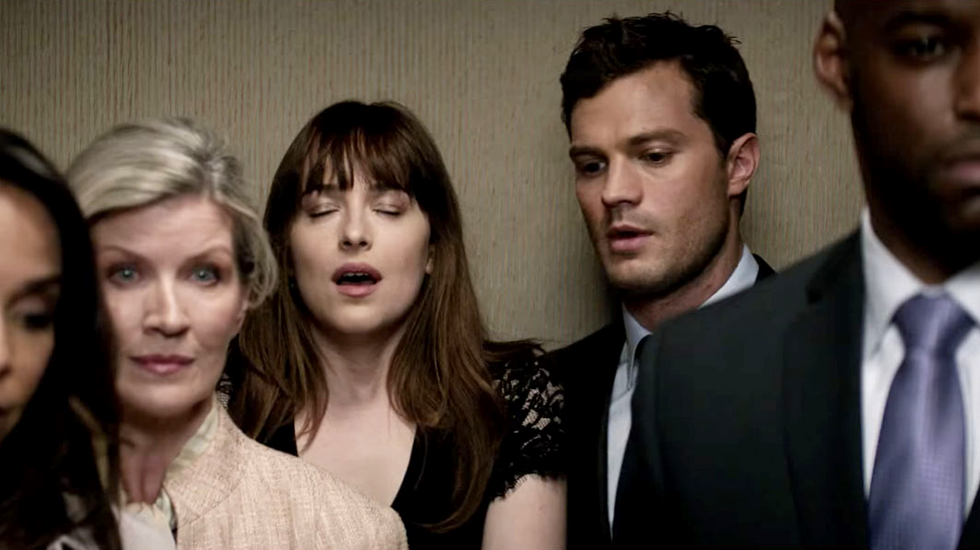 FIFTY SHADES DARKER – Dud in the sack