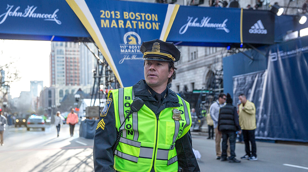 PATRIOTS DAY – Boston Strong