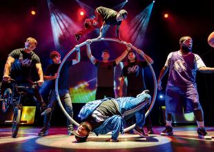 360 ALLSTARS Urban circus comes to town