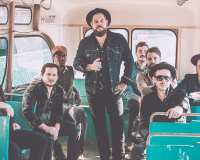 NATHANIEL RATELIFF & THE NIGHT SWEATS @ Chevron Festival Gardens