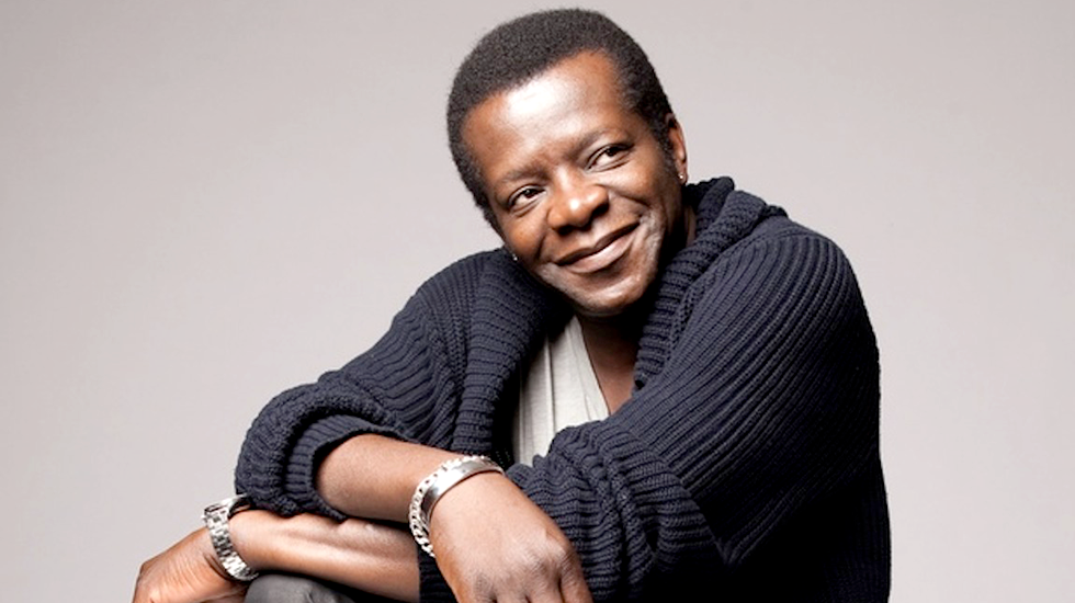 STEPHEN K. AMOS The X-Press Interview