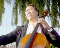 THE MUSIC OF STRANGERS; YO-YO MA AND THE SILK ROAD ENSEMBLE GETS 8/10 In Harmony