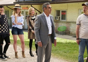 WIN! SCHITT'S CREEK Season 1,2 & 3 DVD