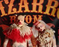 THE BIZARRO ROOM Sideshow spectacular returns