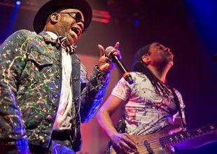 LIVING COLOUR @ The Astor Theatre gets 8.5/10
