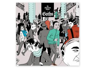 THE MOUNTAIN GOATS Goths gets 8/10