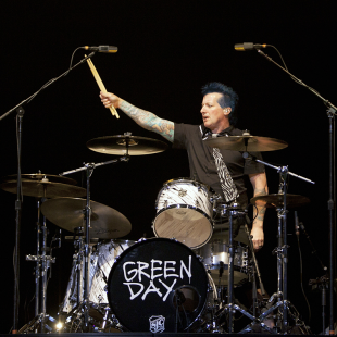 Green Day's Tré Cool