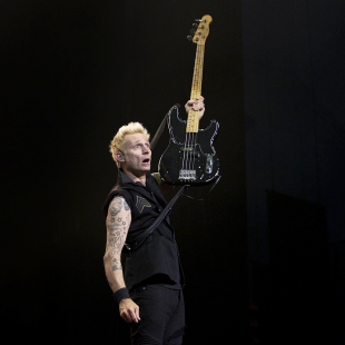 Green Day's Mike Dirnt