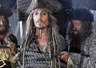 PIRATES OF THE CARIBBEAN: DEAD MEN TELL NO TALES gets 5.5/10 Rum and bones