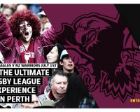 DARCY LUSSICK Manly Sea Eagles v New Zealand Warriors this Saturday