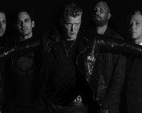 QUEENS OF THE STONE AGE The X-Press Interview