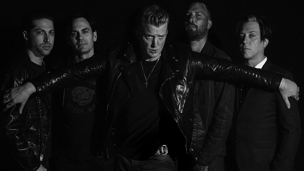 QUEENS OF THE STONE AGE Perth Evil has landed